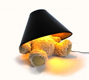 Teddy Bedside Light