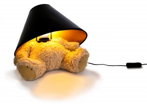 Teddybear LED Bedside  Light