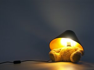 Teddy Bear Bedside Light