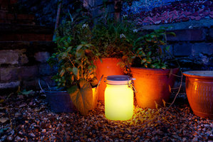 solar lights for garden at night