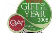 Outdoor Living Gift Of The Year