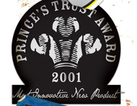 Prince's Trust Most Innovative New Product