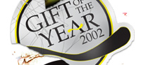 Gift Of The Year 2002